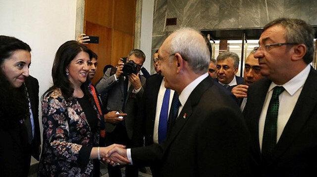 CHP ilk imtihandan geçti: HDP'nin 'ülkeyi birlikte yönetelim' teklifine 'evet' dedi