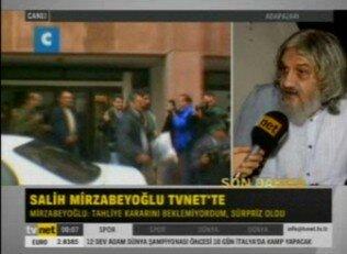 Mirzabeyoğlu: Hayatım ziyan oldu diyemiyorum