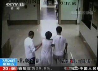 Çinde inanılmaz doğum