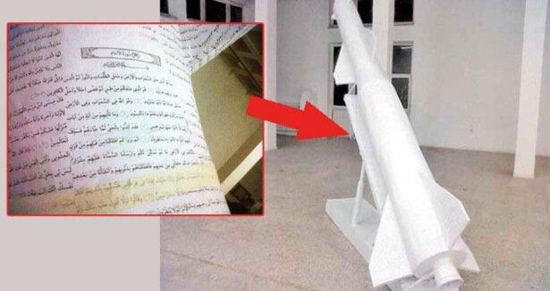 Hacettepe'de Kur'an'a büyük saygısızlık