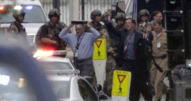 ABD'de askeri üsse silahlı saldırı: 12 ölü