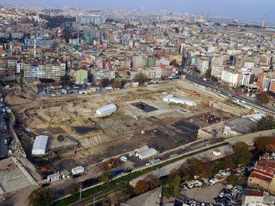 Marmaray'dan en büyük Batık Gemi Müzesi'ne