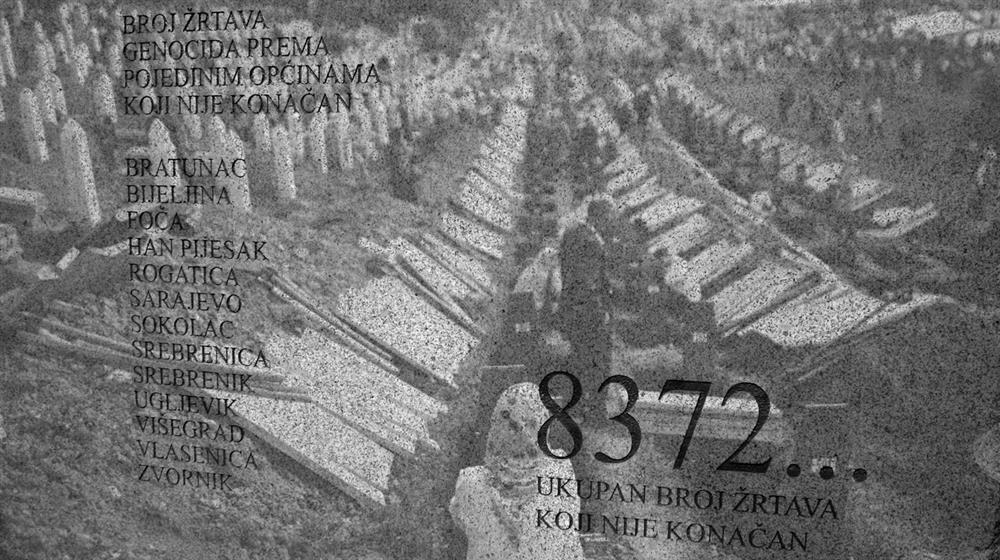 Srebrenitsa Katliamı, 2. Dünya Savaşı'ndan sonra Avrupa'da gerçekleşmiş en büyük toplu katliam ve Avrupa'daki hukuksal olarak belgelenmiş ilk soykırım.