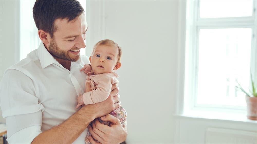 Artık babalar da doğum izninden faydalanabiliyor.