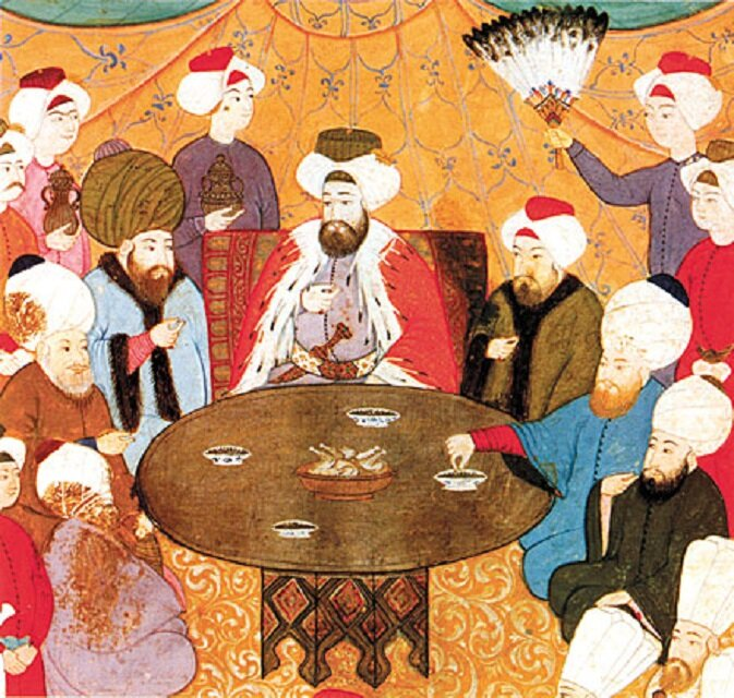 Geçmiş Ramazan sofraları - Yeni Şafak