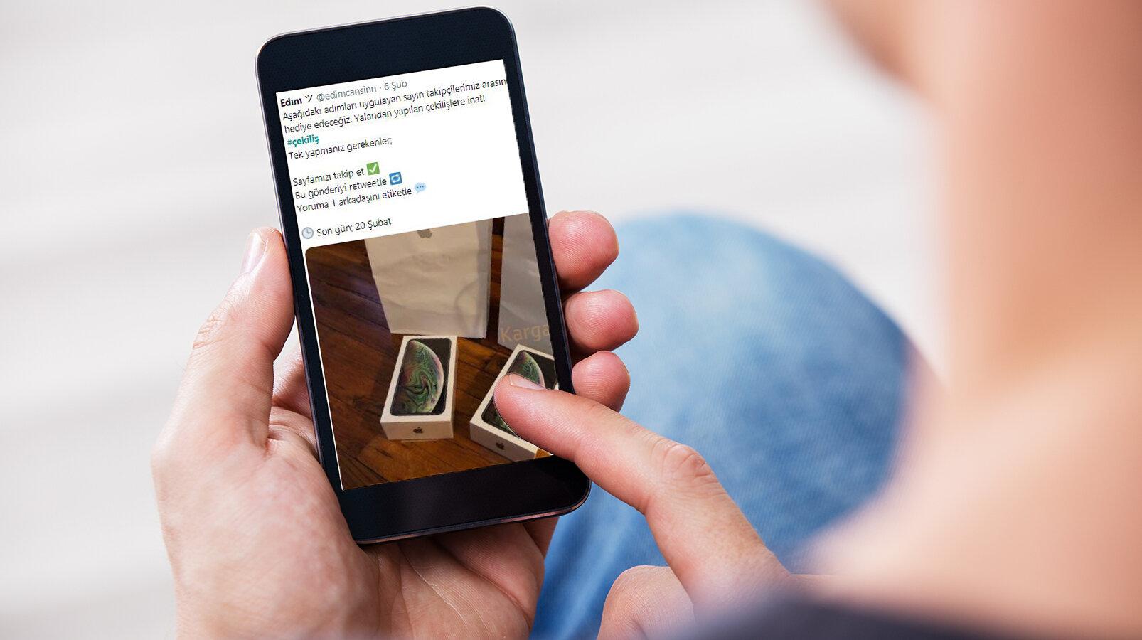 instagram çekiliş yap Sosyal Medyada Cig Gibi Yayiliyor Cekilis Cilginligi