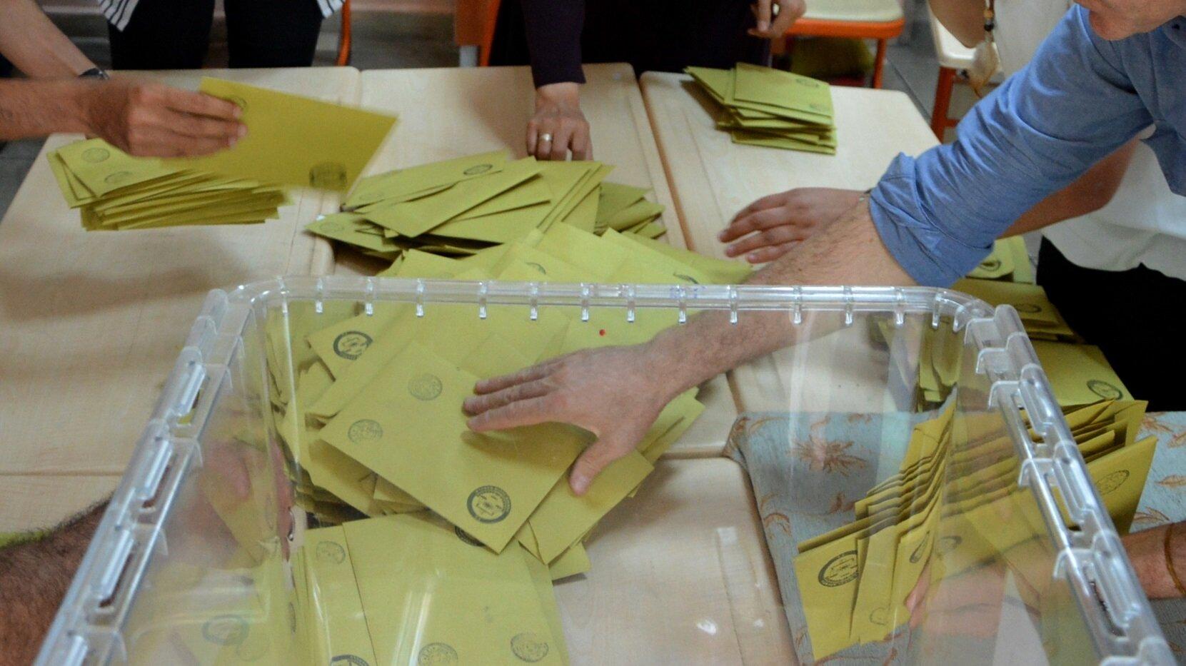 Yerel seçimler 31 Mart'ta yapılacak.