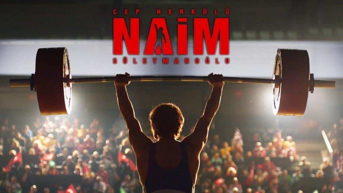Cep Herkülü: Naim Süleymanoğlu filminin afişini halk seçti