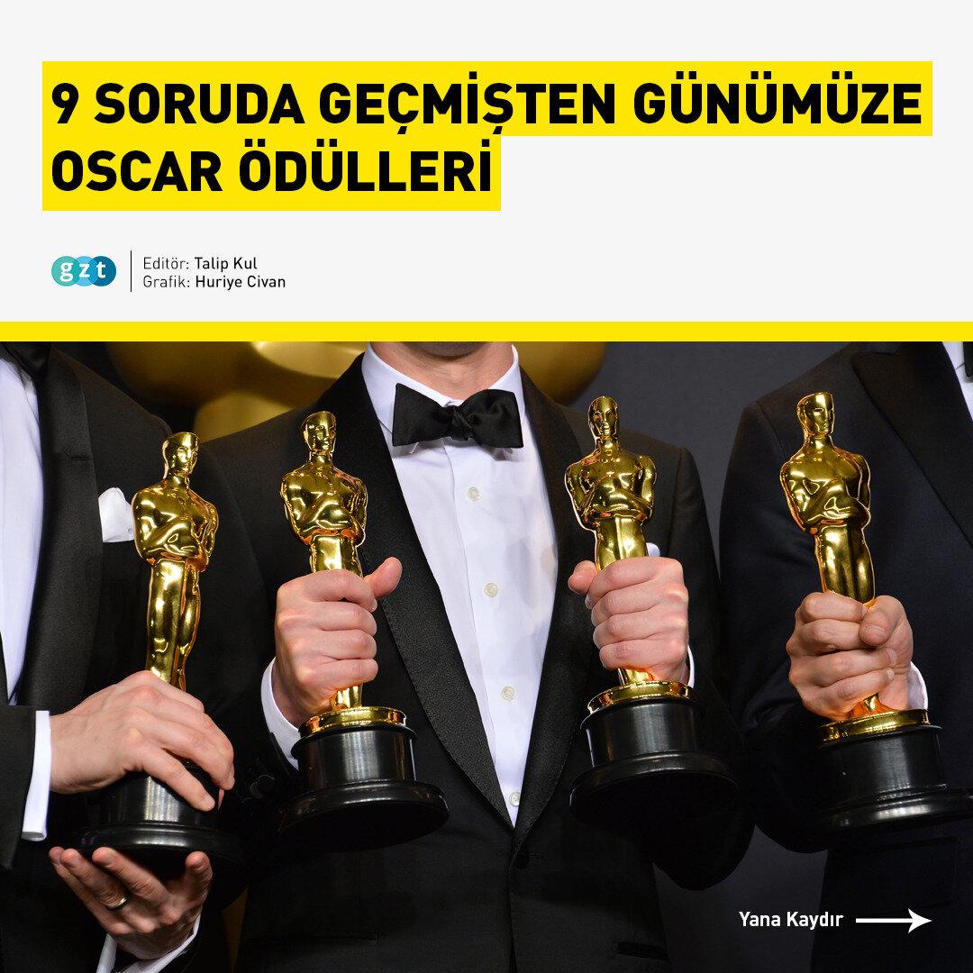 Oscar ödüllerine dair bilinmesi gereken bilgileri sizin için derledik.