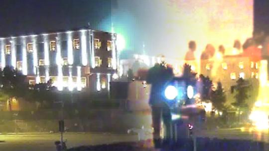 Millet Meclisi bombalandı