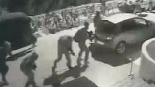 Assassination attempt of President Erdoğan
