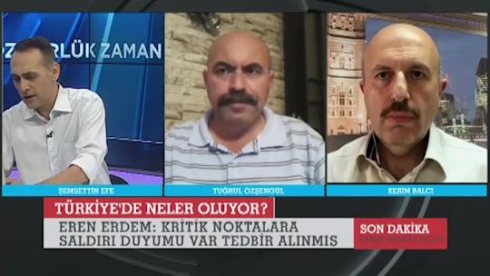 Господин Шемсеттин, вы видели новость «Yeni Şafak»