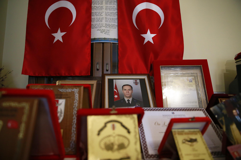 Topçu Astsubay Kıdemli Başçavuş Bülent Aydın, 15 Temmuz'daki darbe girişiminde Genelkurmay Başkanlığındaki eylemlerle ilgili hazırlanan çatı iddianamede
