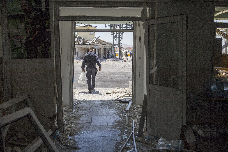 Darbeci askerlerin Ankara'daki kritik hedeflere saldırısında en fazla kaybı Gölbaşı Özel Harekât personeli verdi.