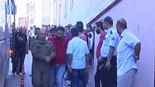 Operation at Kayseri Erkilet Base