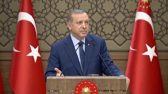 Erdoğan's invitation to Yenikapı