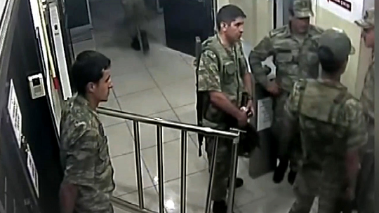 Albay Ertürk'ün şehit edilmesi davasında yeni görüntüler