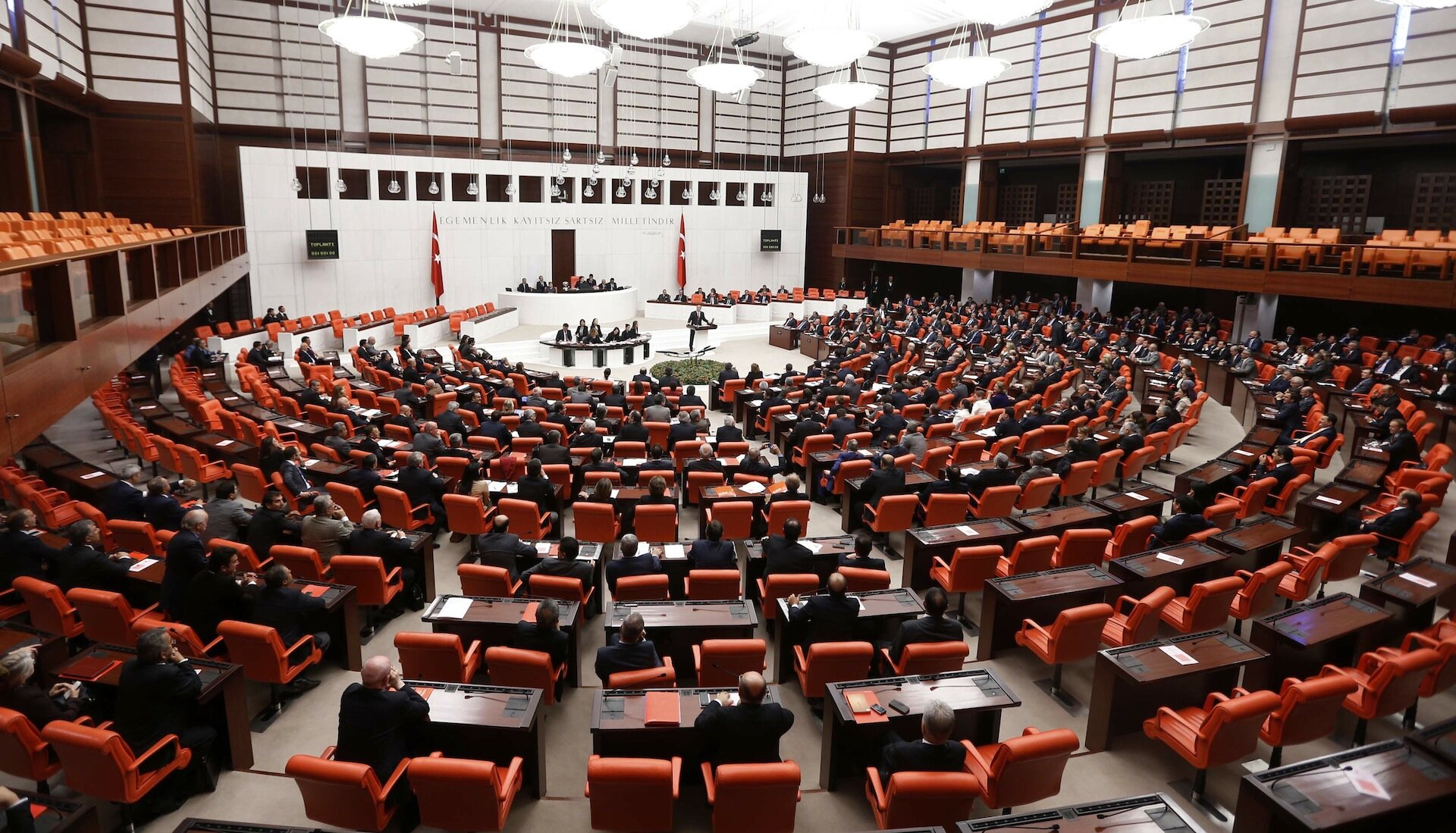 3If the Turkish Grand National Assembly is on holiday, then it will be called immediately to convene. The Assembly may change the period of state of emergency. Upon the request of the Parliament, it may extend this period for a maximum of four months or cancel the state of emergency.