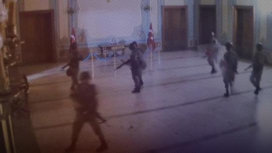 Нападение на Губернаторство Стамбула (ГС)