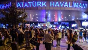 Atatürk Havalimanı işgal altında