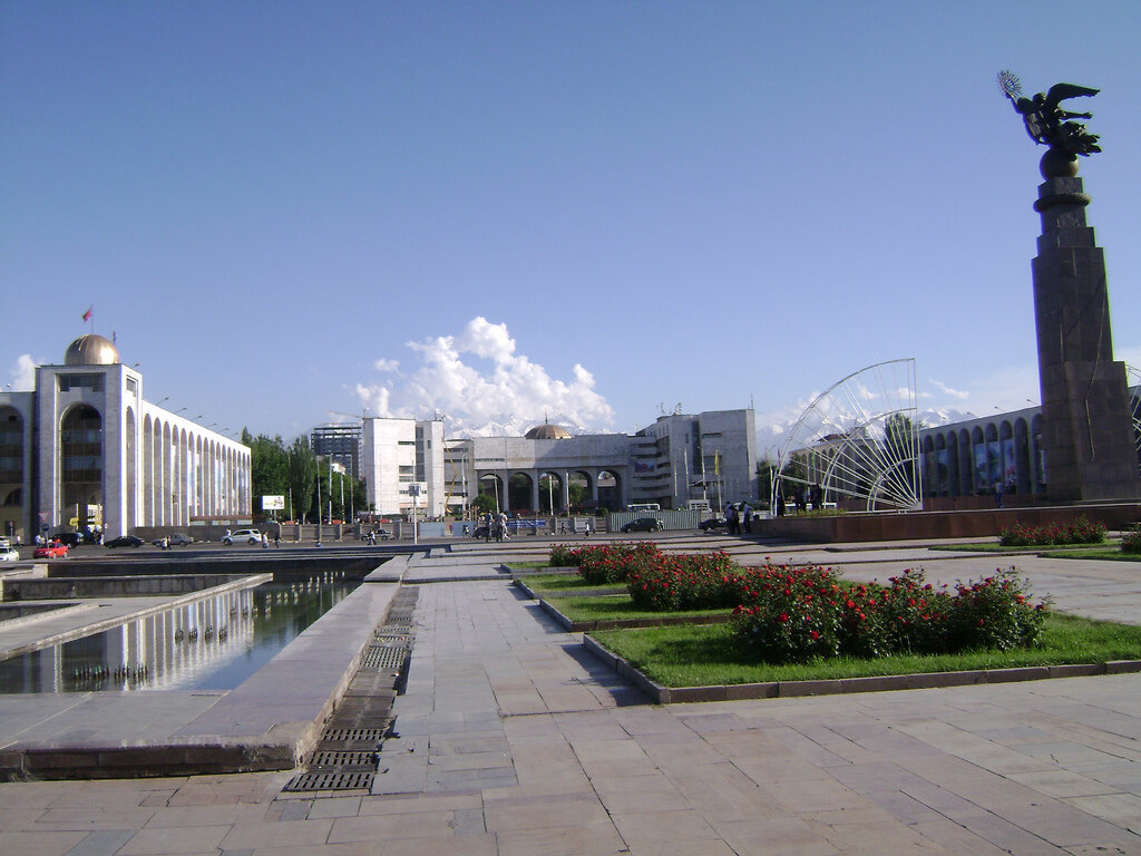 Spreading across all of Kyrgyzstan, FETÖ has 18 schools in this country.