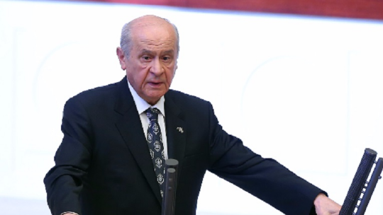 Devlet Bahçeli: May they not see the light of day
