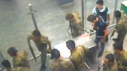 Операция в аэропорту имени Ататюрка
