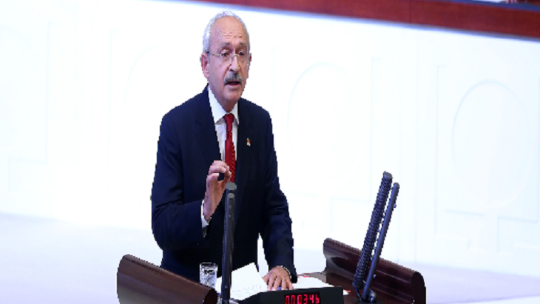 Kemal Kılıçdaroğlu: We Condemn