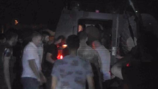Brigadiers were detained in Hakkâri