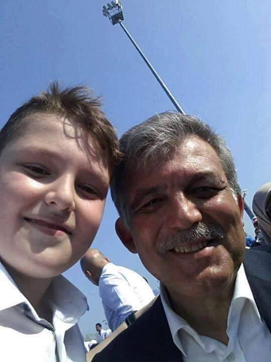 11th president Abdullah Gül