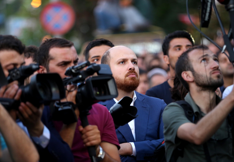 Cumhurbaşkanı Erdoğan'ın oğlu Bilal Erdoğan