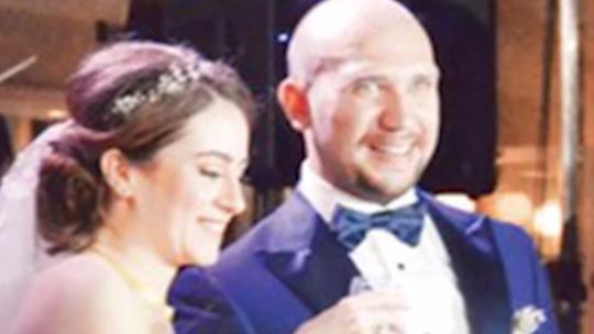 Нападение на военный командование во время свадьбы