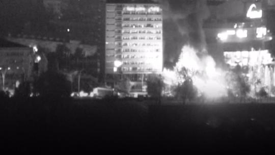 Second bomb at Ankara Security Directorate