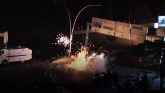 Bombing of Ankara Police Headquarters