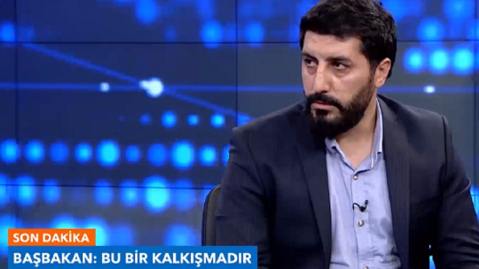 Yeni Şafak Managing Editor: Coup attempt cannot be stopped without the public claiming the streets!
