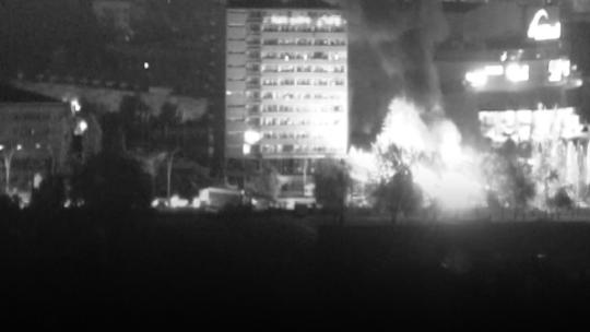 Вторая бомба в полицейский участок города Анкары