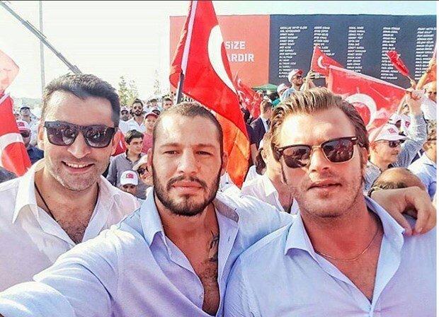 Kenan İmirzalıoğlu - Survivor Atakan - Kivanç Tatlıtuğ