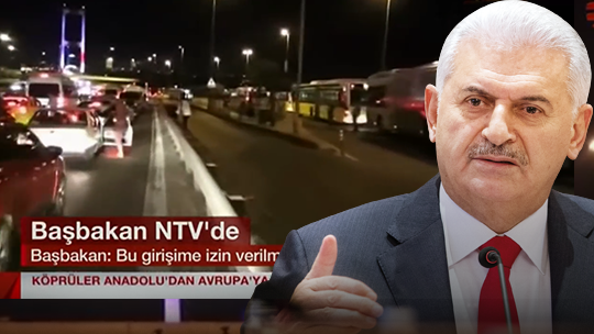 Başbakan NTV'de