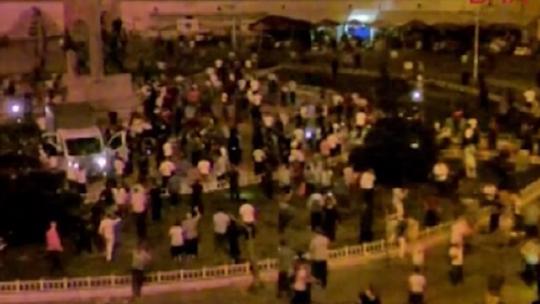 Путчисты, находящиеся в Таксиме, сдались