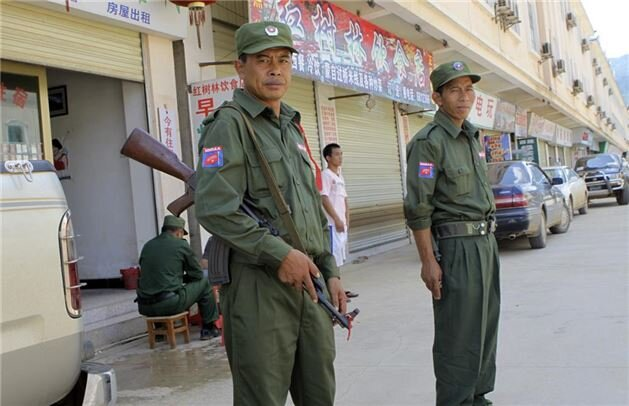 Myanmar declared a state of emergency in Meiktila due to street violence when clashes between Buddhists and Muslims escalated and turned violent, causing many to lose their lives.