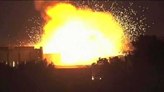Первая бомба, брошенная на Великое Национальное Собрание Турции (TBMM)