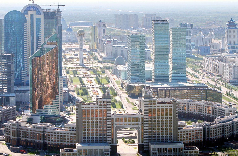 The organization that has schools in almost all Turkic Republics has 32 schools in Kazakhstan.