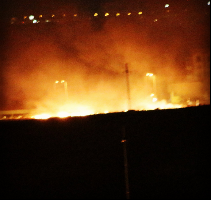 The Ankara Gölbaşı Special Forces Education Center was bombed twice by putschist pilots on the night of July 15.
